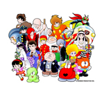 石ノ森章太郎生誕80周年を記念して、全100種類のデザインTシャツを受注生産にて販売!