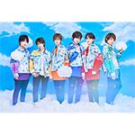 風男塾 NEWシングル「LIKE A RAINBOW」発売記念 テイチクオンライン限定!直筆サイン入り「オ風ショット・チェキ」プレゼント施策決定!
